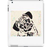 pug 18 iPad Case/Skin