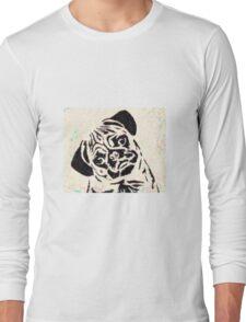 pug 18 Long Sleeve T-Shirt