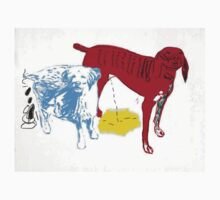 Untitled Two Dogs  Kids Clothes