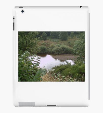 Scenic View River Scotland iPad Case/Skin