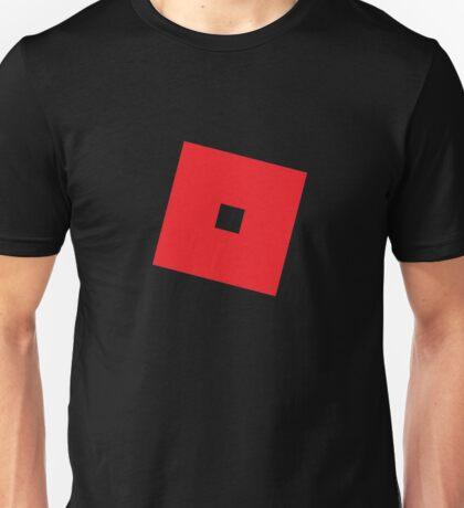 Roblox square logo classic Unisex T-Shirt