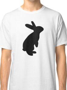 Black bunny Classic T-Shirt