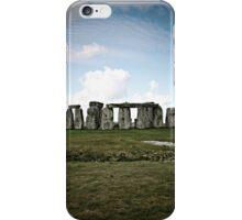 Stone Henge iPhone Case/Skin