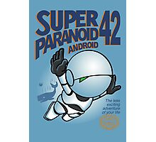 Super Paranoid Android 42 Photographic Print