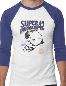 Super Paranoid Android 42 Men's Baseball ¾ T-Shirt