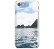 watch the water ripple iPhone Case/Skin