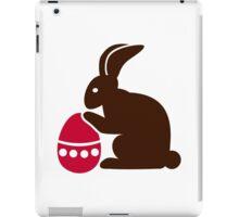 Easter bunny egg iPad Case/Skin