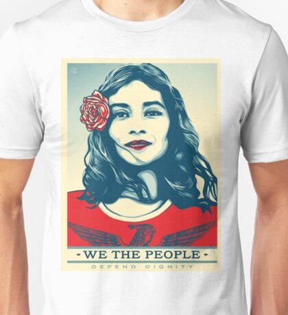 Defend Dignity Unisex T-Shirt