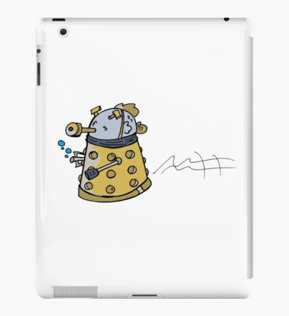 fish dalek iPad Case/Skin