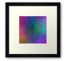 Plasma 11 Framed Print
