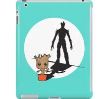 Gainz like Groot iPad Case/Skin