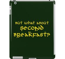 Second Breakfast iPad Case/Skin
