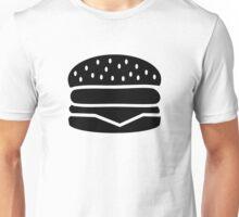 Cheeseburger logo Unisex T-Shirt