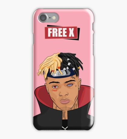 FREE X iPhone Case/Skin