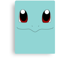 Squirtle (#007) Canvas Print