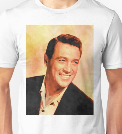 Rock Hudson, Vintage Hollywood Legend Unisex T-Shirt