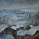 snow in houroy by calimero