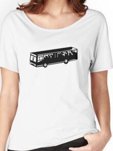 Bus Women's Relaxed Fit T-Shirt