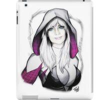 Spider-verse Spider-Woman iPad Case/Skin