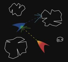 Star Trek Asteroids by Endovert