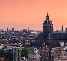 AMSTERDAM 03 by Tom Uhlenberg
