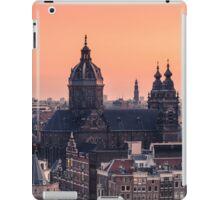 AMSTERDAM 03 iPad Case/Skin