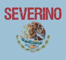 Severino Surname Mexican Kids Clothes