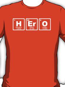 Hero - Periodic Table T-Shirt