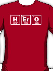 Hero - Periodic Table T-Shirt