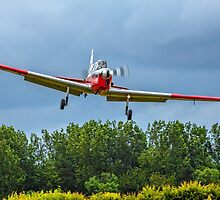 DHC-1 Chipmunk T.10 WD390/68 G-BWNK by Colin Smedley