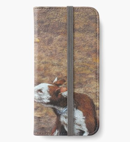 """Calling His Bluff"" iPhone Wallet/Case/Skin"