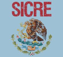Sicre Surname Mexican Kids Clothes