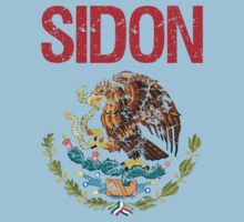 Sidon Surname Mexican Kids Clothes
