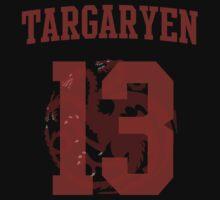 House Targaryen Jersey by iamthevale