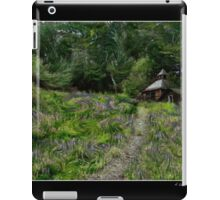 A Lupine Tale for Vincent Fine Art Poster iPad Case/Skin