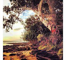 Quandamooka Country - North Stradbroke Island Australia Photographic Print