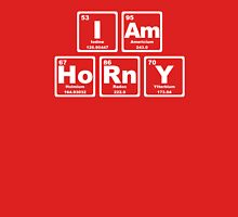 I Am Horny - Periodic Table Unisex T-Shirt