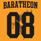 House Baratheon Jersey by iamthevale