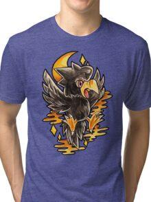 Murkrow Tri-blend T-Shirt