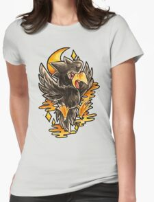 Murkrow Womens Fitted T-Shirt