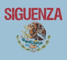 Siguenza Surname Mexican Kids Clothes