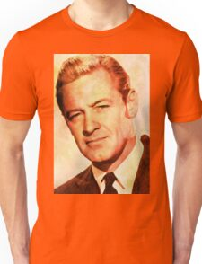 William Holden, Vintage Hollywood Actor Unisex T-Shirt