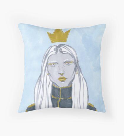 Admiral Throw Pillow