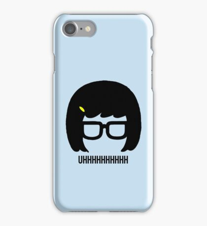 Tina Uhhhhh iPhone Case/Skin
