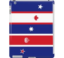 The Five Eyes iPad Case/Skin