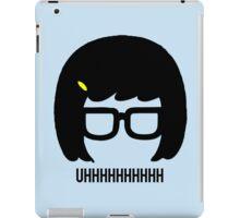 Tina Uhhhhh iPad Case/Skin