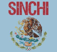 Sinchi Surname Mexican Kids Clothes