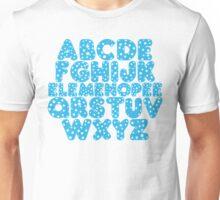 Elemenopee Alphabet Funny Unisex T-Shirt