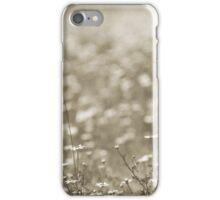 Faded Field iPhone Case/Skin