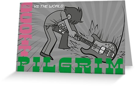 Scott Pigrim vs The Clash by SJ-Graphics